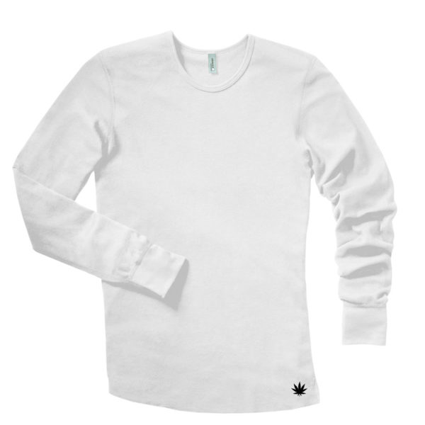 The New Amsterdam Leaf Thermal - White