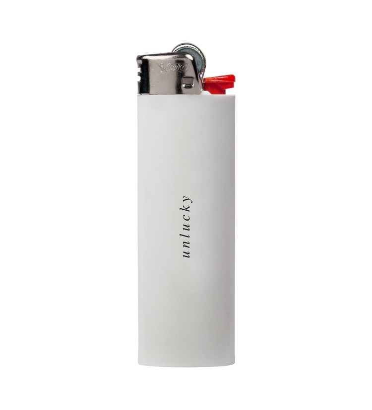 The New Amsterdam - White Lighter