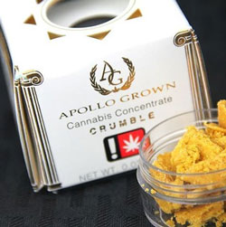 Apollo Crown Crumble Concentrate